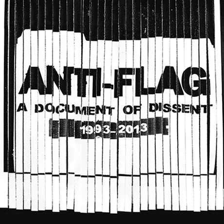Anti-Flag - A Document of Dissent